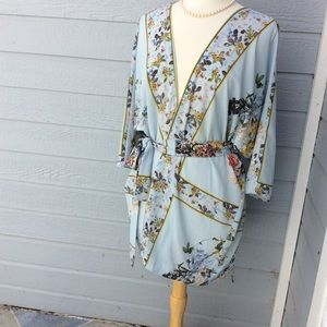 NEW FLORA NIKROOZ ROBE by ANTHROPOLOGIE